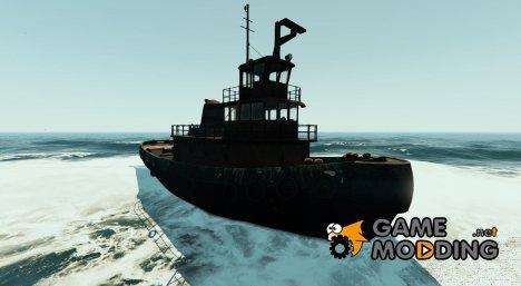 GTA IV Tug Mod 0.3 for GTA 5