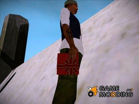 Новогодний Сюрприз из WarFace for GTA San Andreas