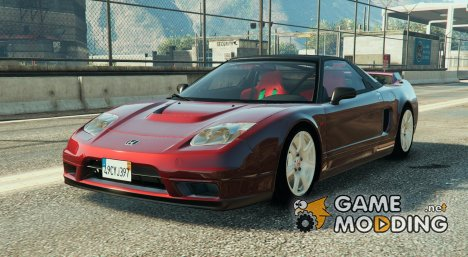 Honda NSX 1.2 for GTA 5