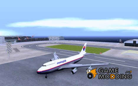 Boeing 747-400 Malaysia Airlines for GTA San Andreas