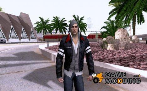 Alex skin Prototype 2 for GTA San Andreas