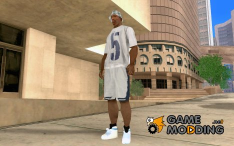 Nike Air-Force for GTA San Andreas