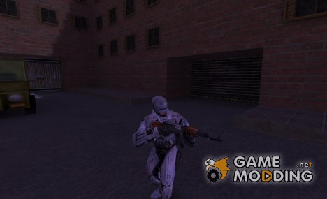 Robocop for Counter-Strike 1.6