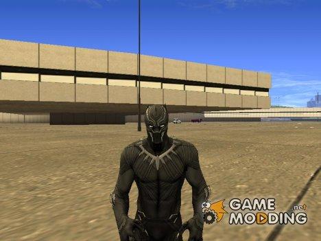 Чёрная пантера противостояние для GTA San Andreas