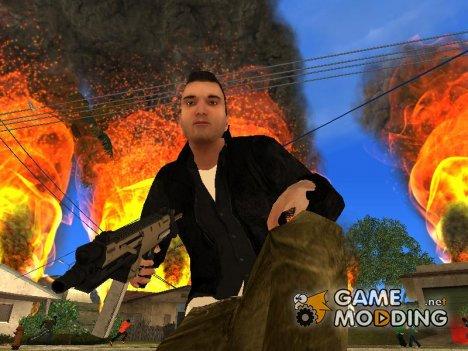 Пак HD скинов для GTA San Andreas