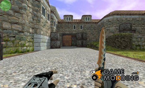 knife retextre skin by:socijala21 for Counter-Strike 1.6