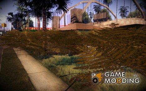 Сборник графических модов для GTA San Andreas