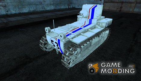 T1 Cunningham от DrazekIronwing for World of Tanks