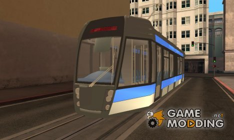 New Tram SF for GTA San Andreas