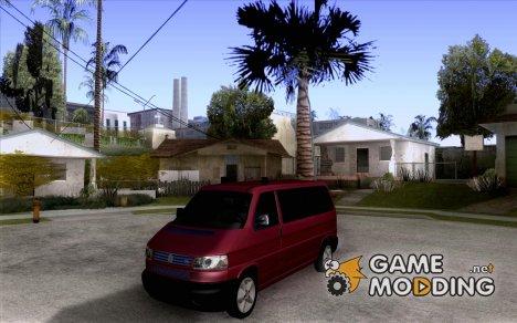 VolksWagen Multivan for GTA San Andreas