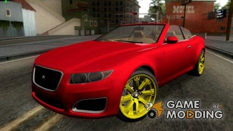 Lampadati Felon GT (IVF) для GTA San Andreas