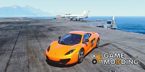 McLaren MP4 12C for GTA 5