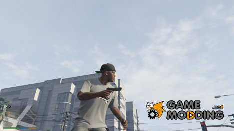 Max Payne 3 M1911 1.1 for GTA 5