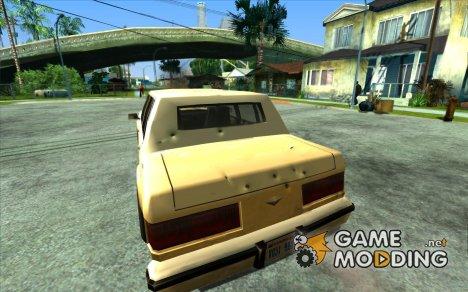 Дырки от пуль for GTA San Andreas