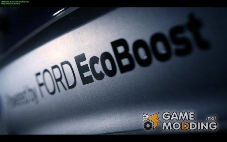 Загрузочные экраны Ford for GTA San Andreas