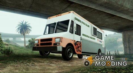 Taco Van - Serbian Editon for GTA 5