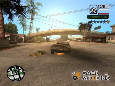 Сохранение №5 Супер начало для GTA San Andreas
