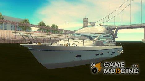 Яхта v2.0 для GTA 3