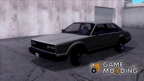GTA V Albany Esperanto для GTA San Andreas