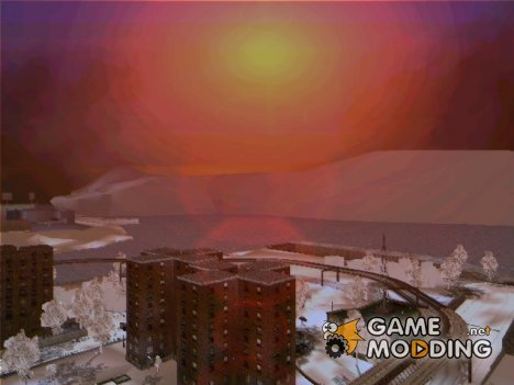 Зима for GTA 3
