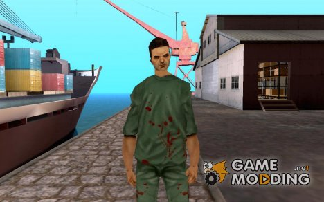 Leo Kasper из Xbox GTA III для GTA San Andreas