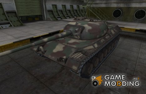 Скин-камуфляж для танка Leopard prototyp A for World of Tanks