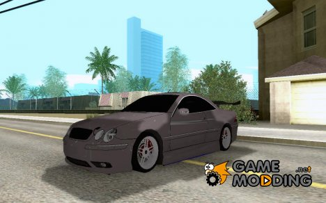 Mercedes-Benz Cl65 AMG for GTA San Andreas