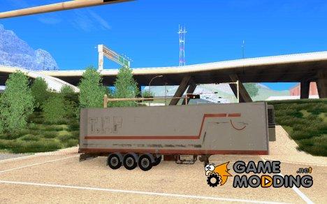 Прицеп рефрижератор for GTA San Andreas