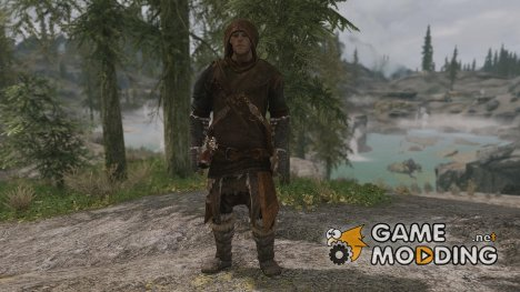 Wanderer Cuirass by Frank and Cabal for TES V Skyrim