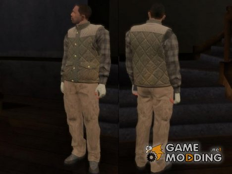 Рабочая одежда для GTA San Andreas