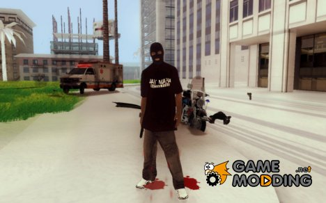 Mafia Terror для GTA San Andreas
