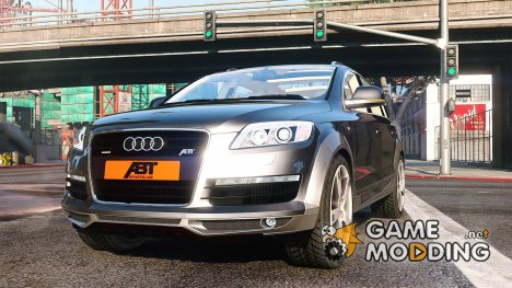 2009 Audi Q7 AS7 ABT 1.3 for GTA 5