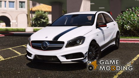 Mercedes-Benz Classe A 45 AMG Edition 1 for GTA 5
