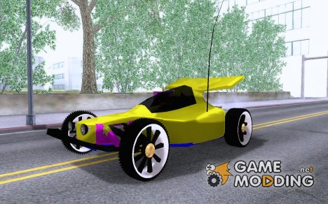 BUGGY RC BETA for GTA San Andreas