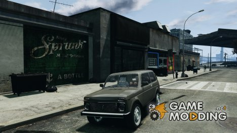 ВАЗ 21218 Нива для GTA 4