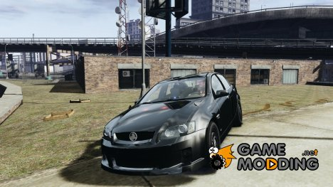 Holden Commodore (FBINOoSE) для GTA 4