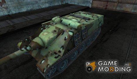Шкурка для AMX 50 Foch for World of Tanks