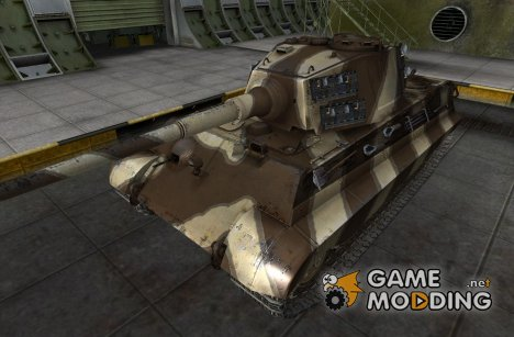 Шкурка для Pz VIB Tiger II for World of Tanks
