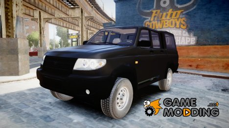 UAZ Patriot Рickup	   for GTA 4
