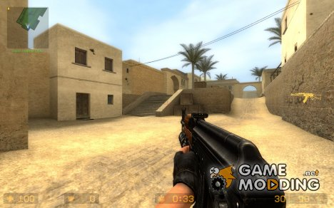 aks-47 gp30 для Counter-Strike Source