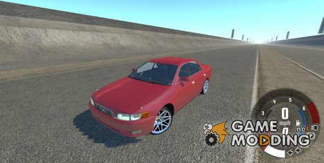 Toyota Mark II Tourer V for BeamNG.Drive