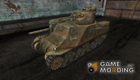 Шкурка для M3 Lee for World of Tanks