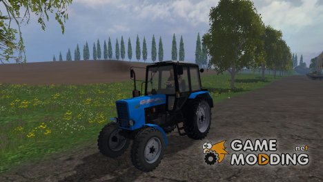 МТЗ Беларус 80.1 для Farming Simulator 2015