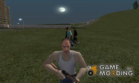 Zombie v1.0 for GTA San Andreas