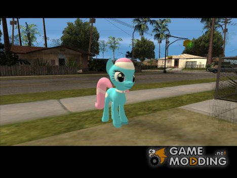 Lotus (My Little Pony) for GTA San Andreas