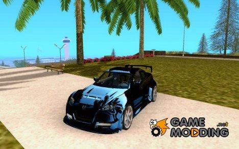 Mazda RX 8 NFS MW for GTA San Andreas