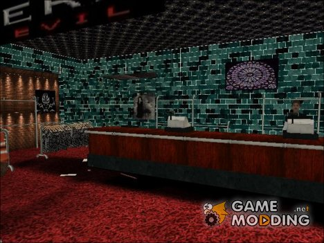 Era Evil gothic clothing shop (Binco mod) для GTA San Andreas