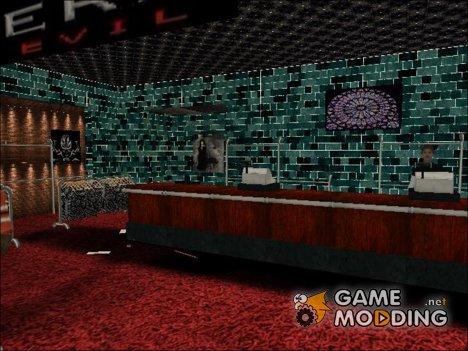 Era Evil gothic clothing shop (Binco mod) for GTA San Andreas