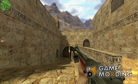 DOD's Browning for Counter-Strike 1.6