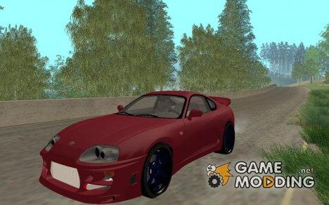 1995 Toyota Supra Bomex for GTA San Andreas